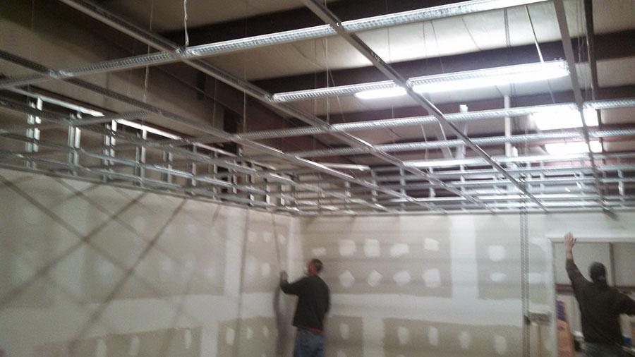 Metal Framing Drywall