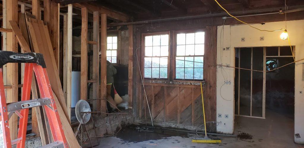 Historic Renovation Lees Mcrae In Banner Elk Nc