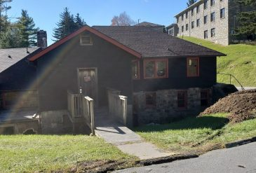 Historic Renovation Lees-McRae in Banner Elk, NC