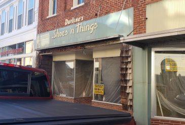 Historic Renovation Wilkesboro, NC